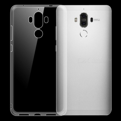 Dayspirit Ultra-Thin Protective TPU Back Case for Huawei Mate 9 - Transparent