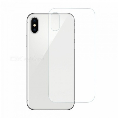 0.3mm 9H 2.5D Back Tempered Glass Screen Protector for IPHONE X