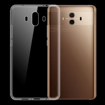 Dayspirit Ultra-Thin Protective TPU Back Case for Huawei Mate 10 - Transparent