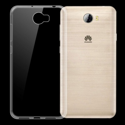 Dayspirit Ultra-Thin Protective TPU Back Case for Huawei Y5II, Y5 2, Honor 5, Honor Play 5