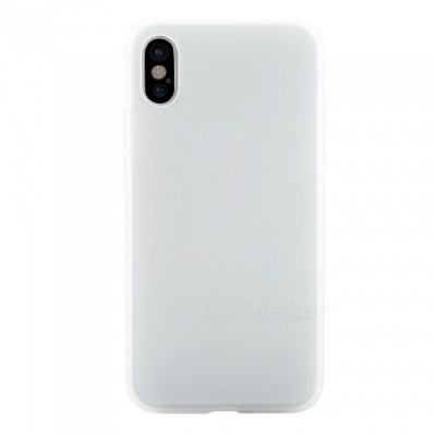 Benks Pudding Protective Frosted TPU Case for IPHONE X - White