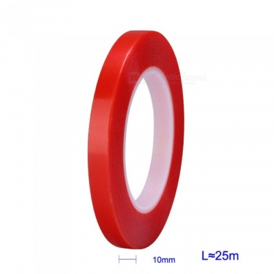 OJADE 10mm Heat Resistant Double-sided Transparent Clear Adhesive Tape Sticker for Mobile Phone Repair