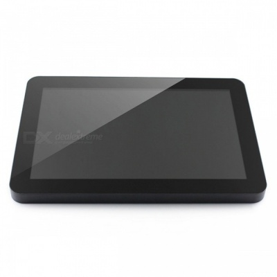 Waveshare 1280x800 10.1 Inches HDMI LCD Screen with Toughened Glass Cover, Supports Multi mini-PCs, Multi Systems