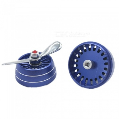 KELIMA Car Seat Air-Conditioning Outlet Clip-On Solid Perfume, Air Freshener - Blue