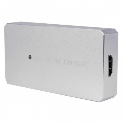 ezcap287 Aluminium Alloy HD USB3.0 HDMI Video Capture Card