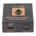 Mini HDMI ARC Adapter - Black