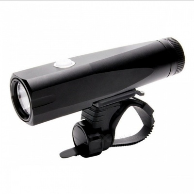 ZHISHUNJIA LR-Y1 800lm 5-Mode LED Flashlight Bike Light Headlamp USB Rechargeable Bicycle Lamp