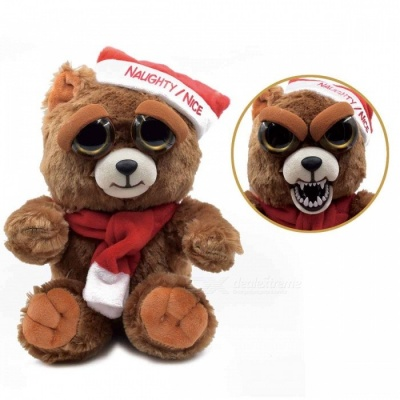 Super Cute Adorable Face-Changing Plush Doll Christmas Eppie for Kids