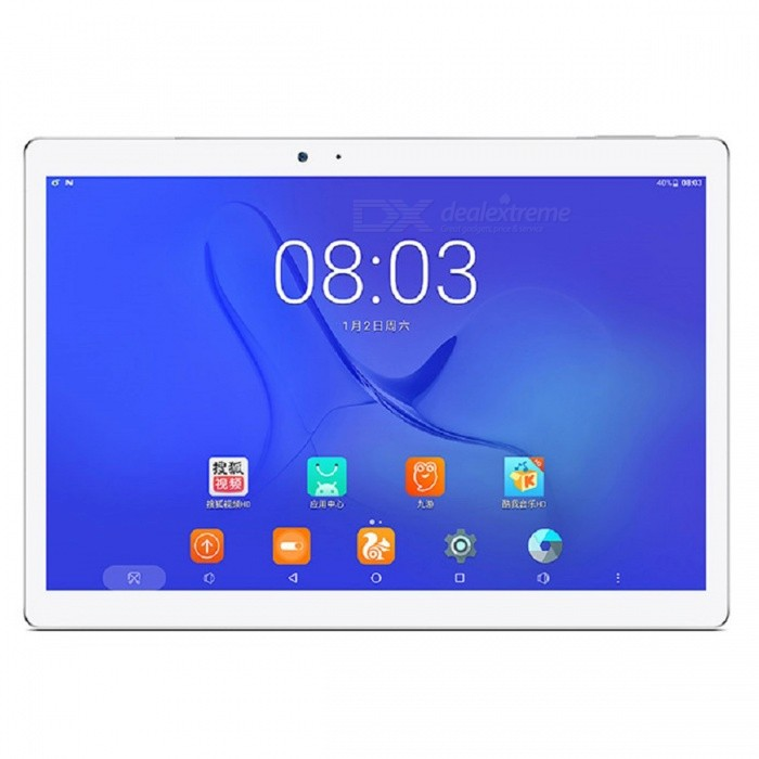 "Teclast T10 10"" Android Tablet PC with Wi-Fi 4GB RAM 64GB ROM - White"