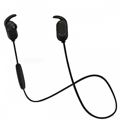 Magnetically Sports Wireless Bluetooth V4.0 In-ear Earphones Waterproof Headphones for Running