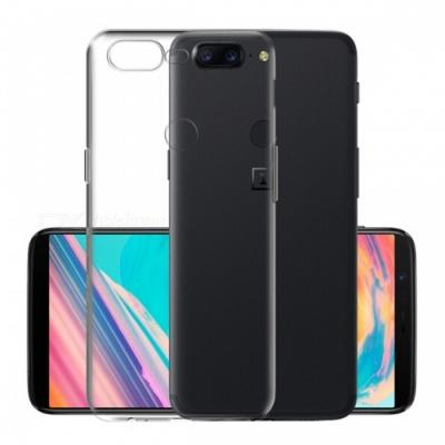 Naxtop TPU Ultra-thin Soft Case for Oneplus 5T - Transparent