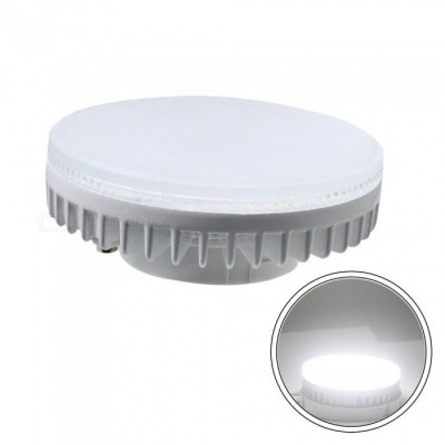 YWXLight GX53 11W Mini Round Super Bright LED Ceiling Lamp - Cold White