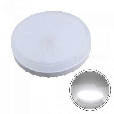YWXLight GX53 9W Mini Round Super Bright LED Ceiling Lamp - Cold White