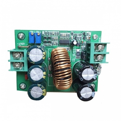 Produino New 1200W 20A 10-60V Step-up Boost Module