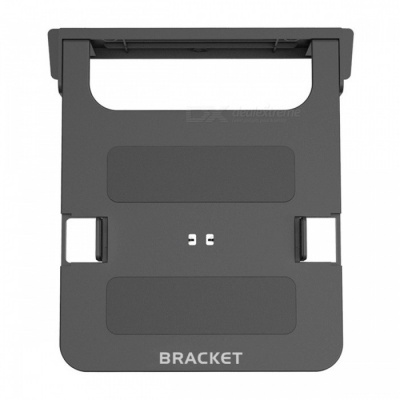 Multi-Function Wall Mounted TV Box Bracket - Black