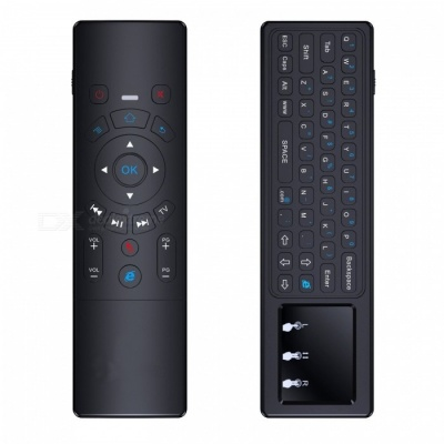 BLCR Mini Wireless Keyboard with 2.4GHz Touchpad Air Remote Mouse