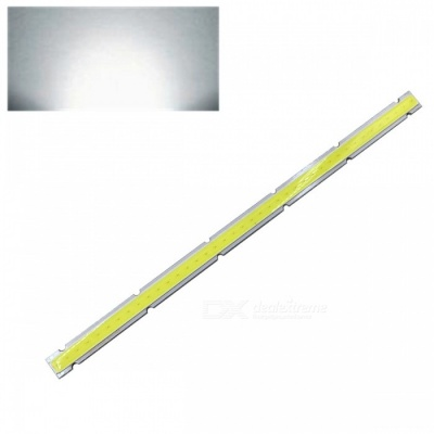 ZHAOYAO 250x12mm 20W DC 12-14V Dimmable COB LED Light - Cold White