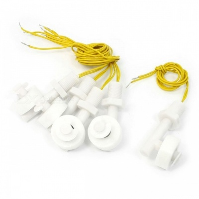 Mini Water Level Monitor Sensor Right Angle Float Switches (5 PCS)