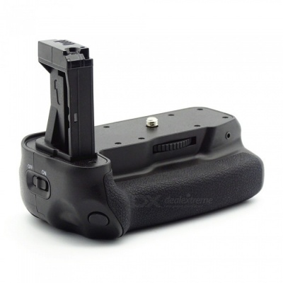 Camera Battery Grip for Canon EOS 800D / T7i / X9i / 77D - Black