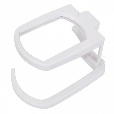 OJADE Multifunction 2-LED 3X Foldable Magnifier, Illuminated Hands Free Reading Magnifying Glass