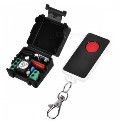 KJ-115-433MHZ-220V Single-Channel Electronic Lock Remote Control Switch Remote Control Switch Power Switch Light Switch