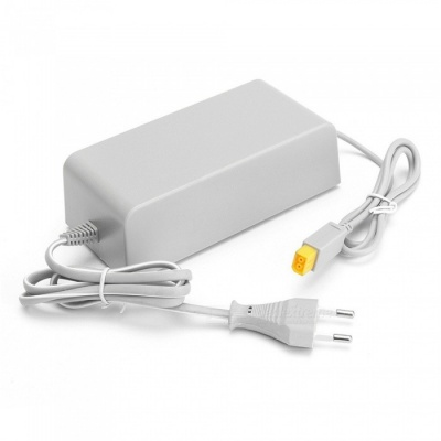 Kitbon Universal AC Adapter Power Supply Home Wall Charger w/ Cord Cable for Nintendo Wii U Console Gamepad