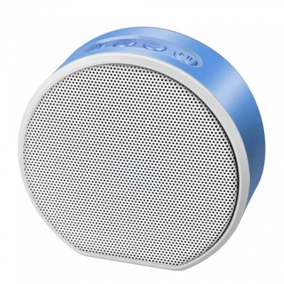 Portable Mini Music Wireless Bluetooth AUX Speaker, Support TF Card, Hands-Free Calls - Blue