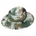 AoTu Sun Protection Casual Style Round Fishermen Hat, Camouflage Fishing Cap for Outdoors