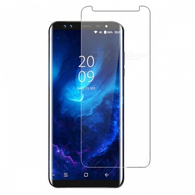 Naxtop Tempered Glass Screen Protector for Blackview S8 -Transparent