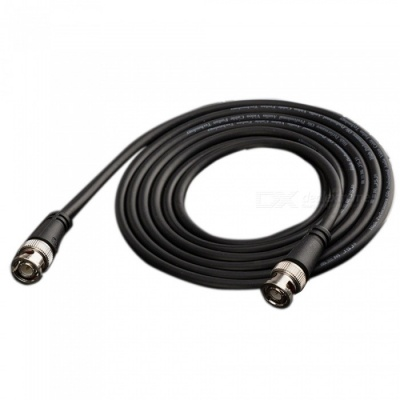 ZHAOYAO Q9 Head Connector Coaxial BNC Video Cable for Camera Monitor