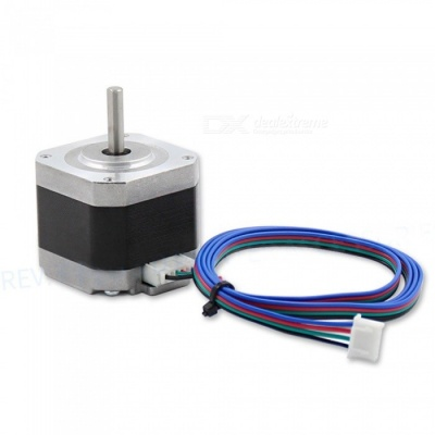 ZHAOYAO  1.8 Degree 12V 42 Stepper DC Motor with Cable Wire for 3D Printer