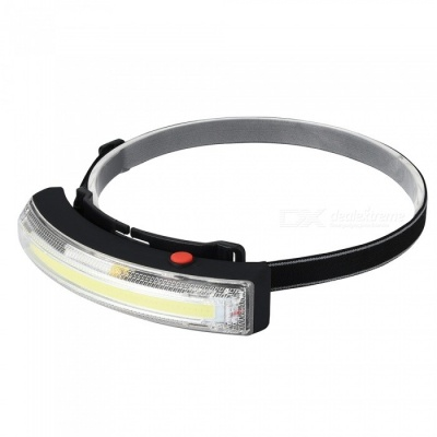 SPO Portable Waterproof Super Bright Rechargeable LED Headlamp for Hunting, Camping, Hiking, Fishing