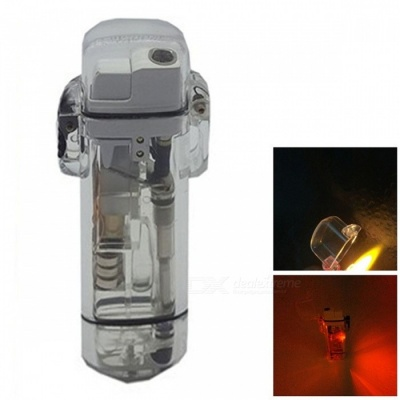 Outdoor Waterproof Windproof Gas Inflatable Igniter Lighter