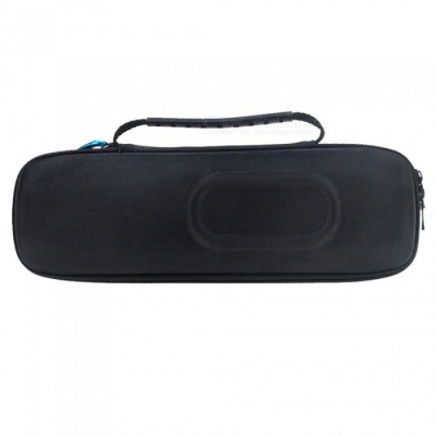 High -End Hard Carrying Case, Travel Storage Bag for JBL Charge 3 Wireless Bluetooth Speaker - Black