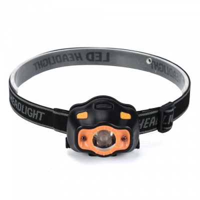 SPO Super Bright COB 5-Mode Emergency Warning Lamp, Fishing Headlamp for Outdoors
