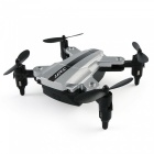 JJRC H54W E-FLY Wi-Fi FPV Foldable RC Quadcopter BNF Drone with 480P Camera, Altitude Hold Mode - Silver