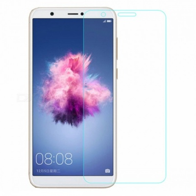 Naxtop Tempered Glass Screen Protector for Huawei Enjoy 7S - Transparent