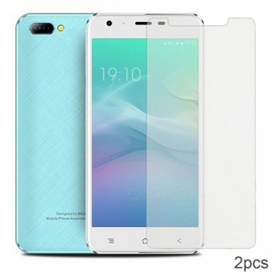 Naxtop Tempered Glass Screen Protector for Blackview A7 - Transparent (2PCS)