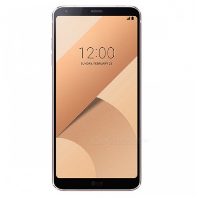 """LG G6 5.7"""" Android Mobile Phone with 4GB RAM + 64GB ROM - Gold"""