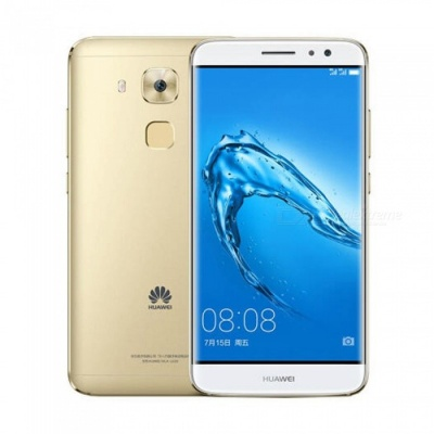 "Huawei G9 Plus Android 6.0 Dual SIM Octa-Core 4G 5.5"" MSM8953 Phone w/ 3GB RAM, 32GB ROM - Golden"