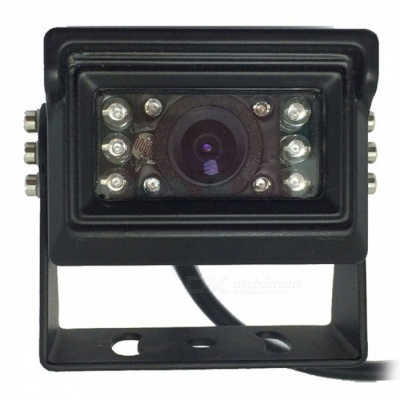 OJADE DC003 6-LED Vehicle Rear Sight Video Camera with Night Vision