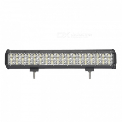 MZ 17.5 Inches Tri-Row 162W LED Work Light Bar Flood 16200LM for Offroad