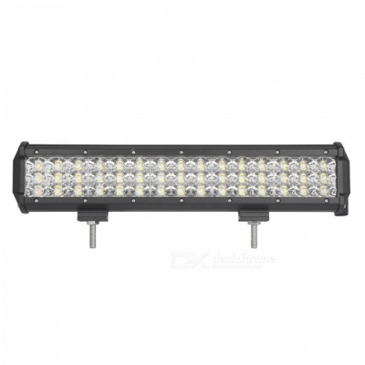 MZ 15 Inches Tri-Row 135W LED Work Light Bar Flood 13500LM for Off-road