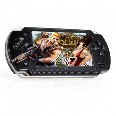 4.3 Inches 8GB Handheld Game Console Support 1000 Classic Games