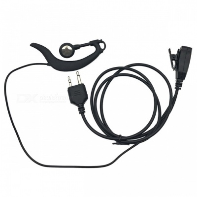 999 Earhook Style Earphone Hanging Headphone for MIDLAND GXT400 GXT450 GXT500 GXT550