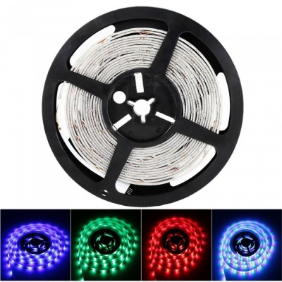 Sencart 5M 5630 RGB 300LED Waterproof Strip Light Flexible Tape DC12V Indoor Outdoor Lighting Decor