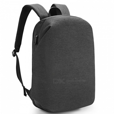 DTBG Water Resistant Anti-theft Business Laptop Backpack with USB Charging Port for 15.6 Inches Laptop Tablet PC