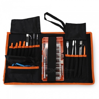 AC-8170 76-in-1 Multi-functional Portable Maintenance Tool Set for Phone, Tablet PC