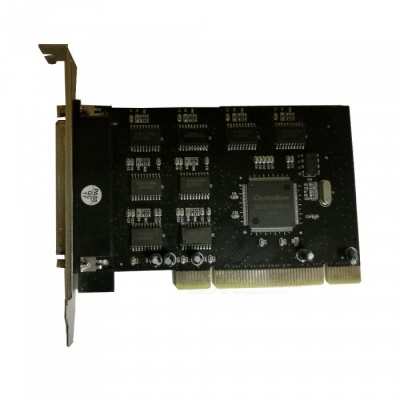OJADE PCI Card Adapter for 8 Serial RS232 DB9 with 16C 1058 Chipset Fan Out Cable