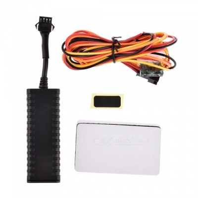 GSM GPS Tracker for Car Motorcycle Vehicle Tracking Device Real Time System Online Software